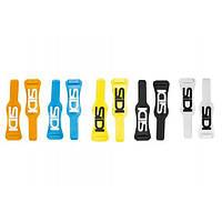 Регулируемая пряжка Sidi Adjustable Instep No.79 Fluorescent Yellow
