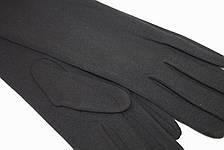 Женские стрейчевые перчатки 33 см Большие, фото 3