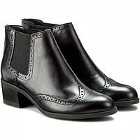 Шикарные кожаные ботинки-челси Clarks,Оригинал