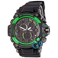 Черные часы casio g-shock, часы касио