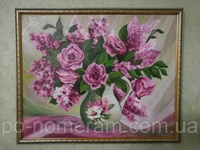 Mariposa картина по номерам и отзыв о ней