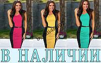 Женское платье Basto! 7 цветов в наличии!
