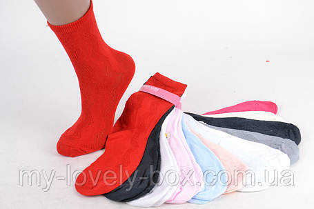 Детские носки сетка на девочку р.33-36 (Арт.D353/4/1200) | 1200 пар, фото 2