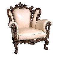 "Кресло в стиле барокко ""Изабелла"" (90 см)"