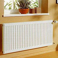 Радиатор стальной панельный, монтаж, проектирование.