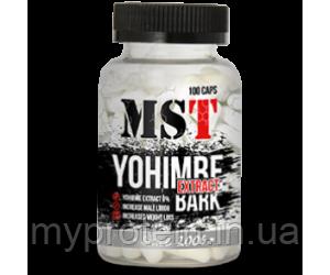 MST Повышение тестостерона Yohimbe bark extract 100 caps