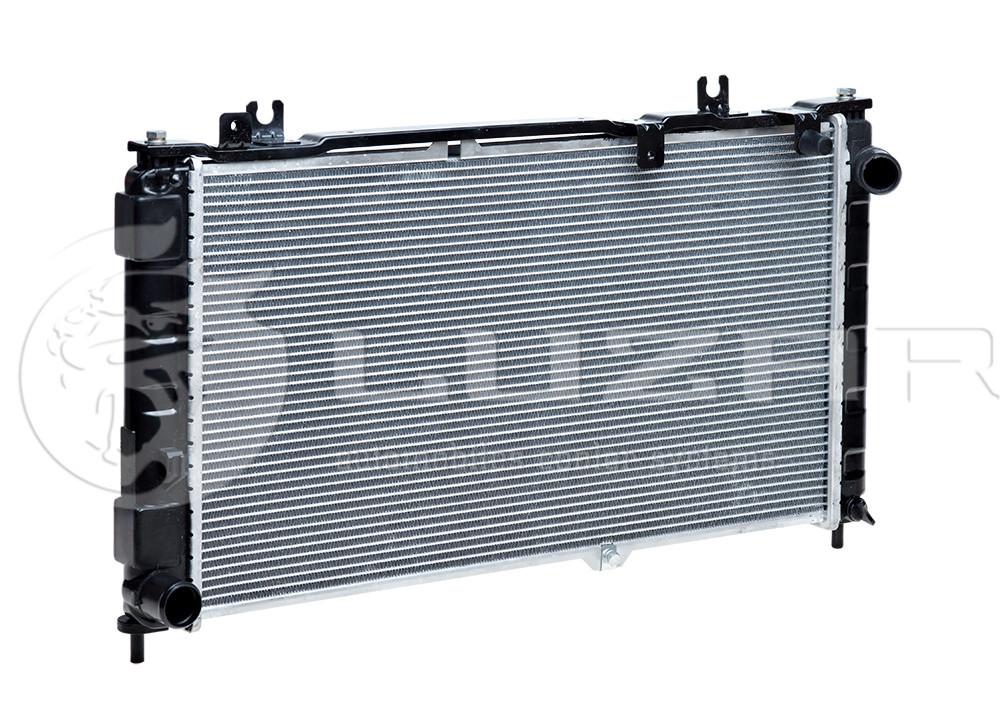 Радиатор охлаждения 2190 ГРАНТА (алюм-паяный) (LRc 0190b) ЛУЗАР