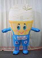 Надувной костюм Мороженое Стаканчик