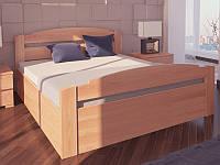"""Кровать из натурального дерева """"Гавана с механизмом"""""""