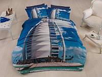 Комплект постельного белья First Choice 3 D DUBAI евро