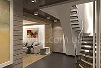 Дизайн двухуровневой квартиры