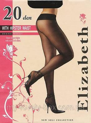 Колготки Elizabeth 20 den Vita Bassa Mocca р.4 (00117/50)   50 шт., фото 2