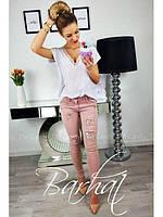 Женская блуза с кружевом размеры:42-48