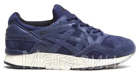 Мужские кроссовки Asics Gel Lyte 5 Асикс Гель Лайт 5 синие, фото 2