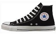 Мужские кеды Converse All Star High black