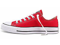 Мужские кеды Converse All Star Low red