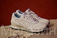 Мужские кроссовки Asics Gel Respector Асикс Гель Респектор белые, фото 2