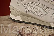 Мужские кроссовки Asics Gel Respector Асикс Гель Респектор белые, фото 3