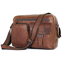 Мужская кожаная сумка 1017C, фото 1