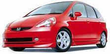 Защиты двигателя на Honda Jazz (2002-2010)