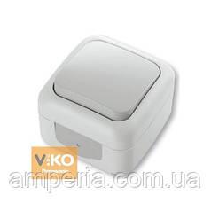 Выключатель 1-кл ViKO Palmiye 90555401