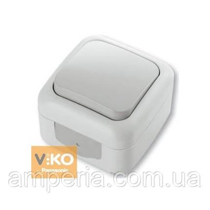 Выключатель 1-кл ViKO Palmiye 90555401, фото 2