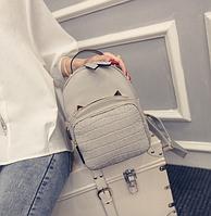 Молодежный женский рюкзак