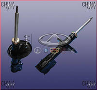 Амортизатор передний, левый / правый, газомасляный, Chery Elara [до 2011г, 1.5], A21-2905010, Aftermarket