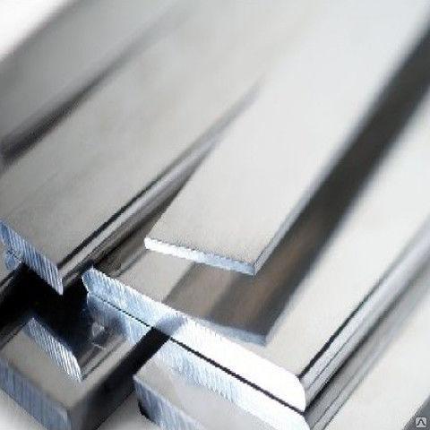 Алюминиевая полоса (шина) 100 х 10 мм 6082 (АД35Т)