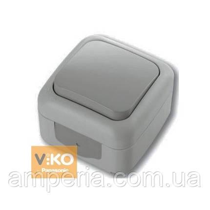 Выключатель 1-кл ViKO Palmiye 90555501, фото 2