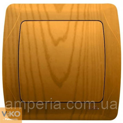 Выключатель 1 кл. бронза Decora 93010601, фото 2