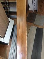 Паркетная доска Focus Floor Дуб Blanco Prime 3-х полосная, лак