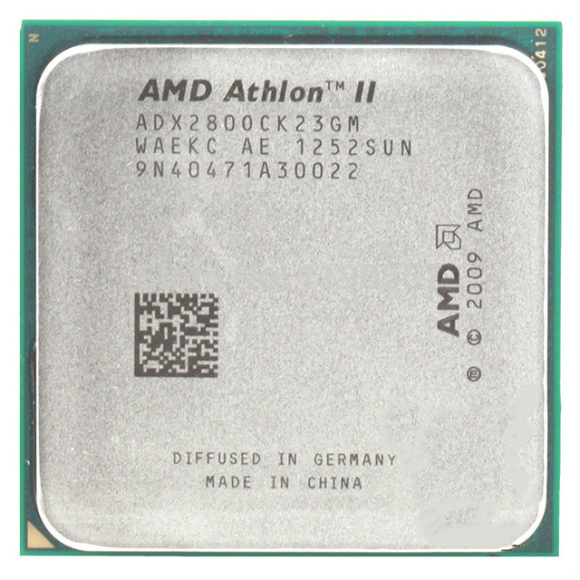 Процессор AMD Athlon II X2  280 3.6GHz 65W + термопаста GD900