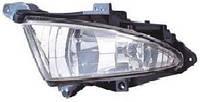 Противотуманная фара для Hyundai Elantra HD 06-10 левая (Depo) с крепежом