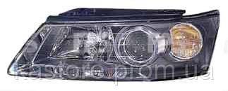 Фара передняя для Hyundai Sonata 05-07 правая (DEPO) под электрокорректор