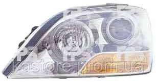 Фара передняя для Kia Sorento 06-09 BL левая (DEPO) под электрокорректор