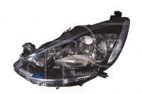 Фара передняя для Mazda 2 07-11 левая (DEPO) механическая/под электрокорректор