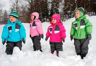 Верхняя зимняя одежда для мальчиков