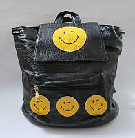 Рюкзак со смайликами