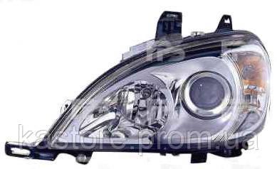 Фара передняя для Mercedes ML-Class W163 02-05 правая (DEPO)