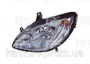 Фара передняя для Mercedes Viano / Vito W639 03-10 левая (DEPO) под электрокорректор
