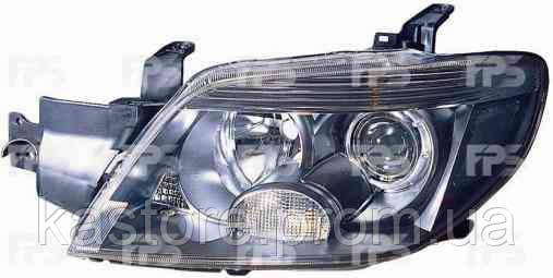 Фара передняя для Mitsubishi Outlander 05-07 левая (DEPO) под электрокорректор