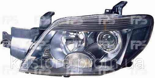 Фара передняя для Mitsubishi Outlander 05-07 правая (DEPO) механическая