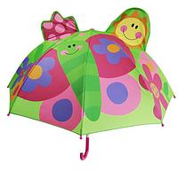 "Детский зонтик 3D ушки ""Бабочка"""