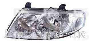 Фара передняя для Nissan Almera Clasic 06- правая (DEPO) под электрокорректор