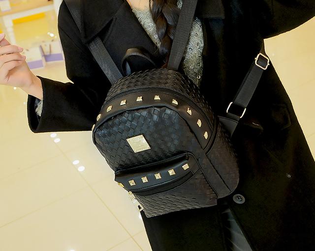 Мини рюкзак молодежный женский