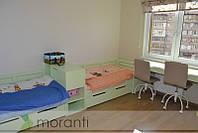 Детская из массива на два спальных места