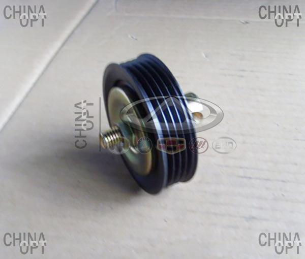 Ролик кондиционера, Geely MK1 [1.6, до 2010г.], 1800182180, Aftermarket