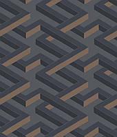Обои бумажные Luxor Geometric II Cole&Son