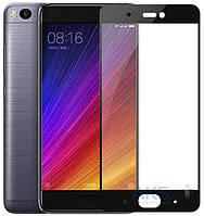 Защитное стекло BeCover 3D Full Cover Xiaomi Mi5c Black (701443)